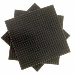 Pannelli fonoassorbenti piramidali 3 Cm