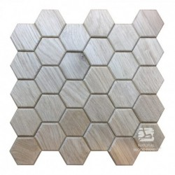 Hexagon 3 - Natur Oak
