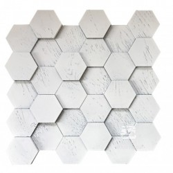 HEXAGON 8 - quercia 3D scandi
